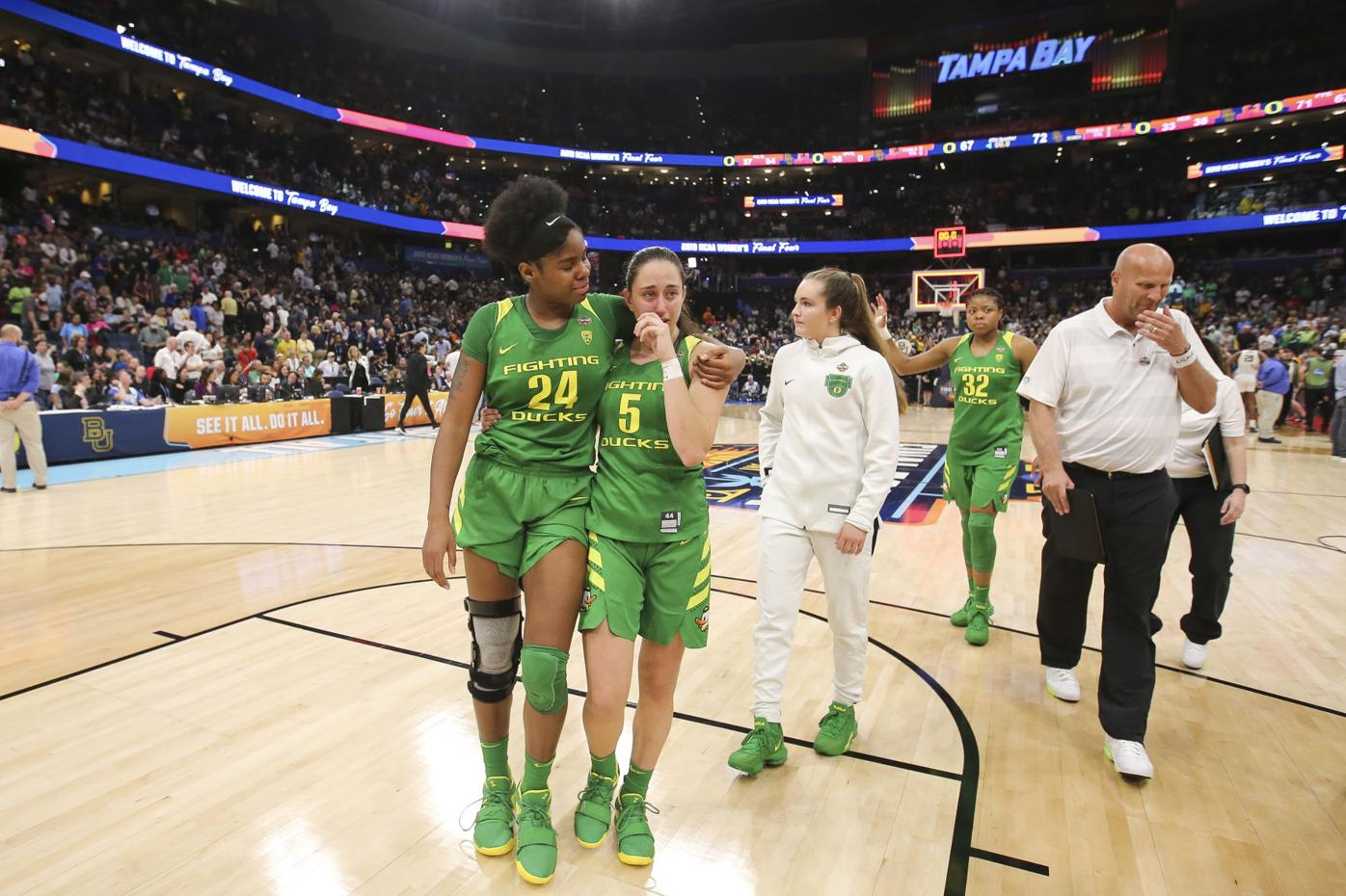 Until the next dance: Ducks aspire to build from season of firsts
