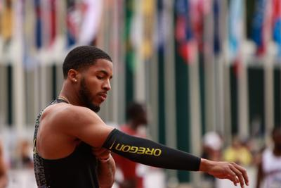 Kyree King dazzles in opening day of NCAA Track and Field Championships