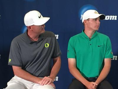 With no guarantees, Oregon aims to reach NCAA Championships at Eugene Country Club