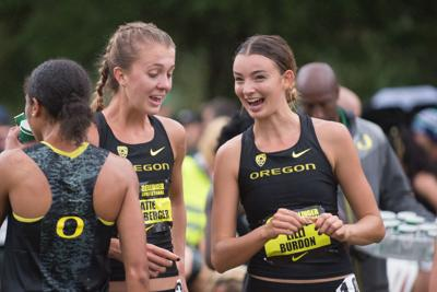 Cross-Country earns All-Pac-12 Honors, Rainsberger and Burden named to first-team