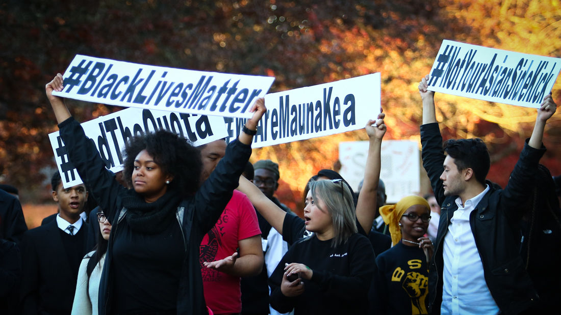 Experimental course called 'Black Lives Matter and American Democracy' is coming to UO