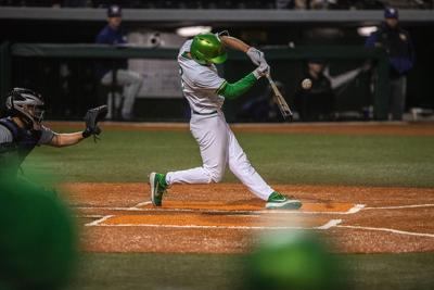 Oregon baseball blows out Washington State 21-3 with 11-run sixth inning