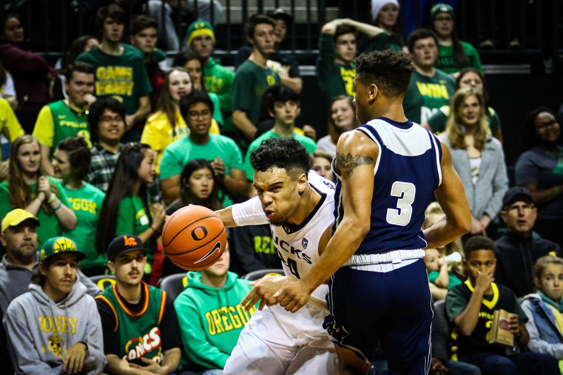 Photos: Oregon Mens Basketball Defeats Jackson State
