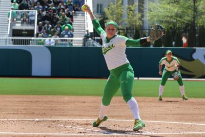 Miranda Elish mental game is stronger, and it shows in her pitching