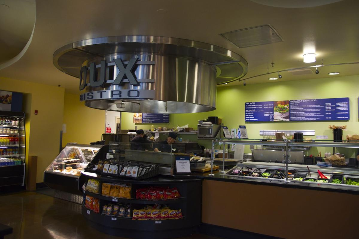 Back to the Books: Guide to the residence hall food options