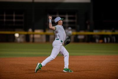 Oregon baseball falls to USC 8-2, drop final game of series