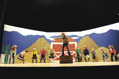 Upstart Crow provides theatre experiences for kids of all skill sets