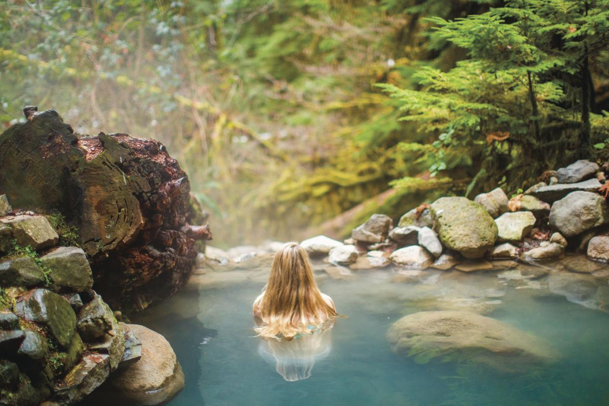 Fantastic hot springs and where to find them: 7 springs within 4