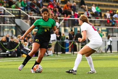 Photos: Oregon Soccer defeated by Washington State