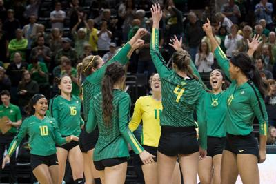 Oregon volleyball off to a hot start after tumultuous offseason