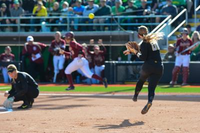 Oregon's Maggie Balint and Jenna Lilley sweep Pac-12 weekly honors