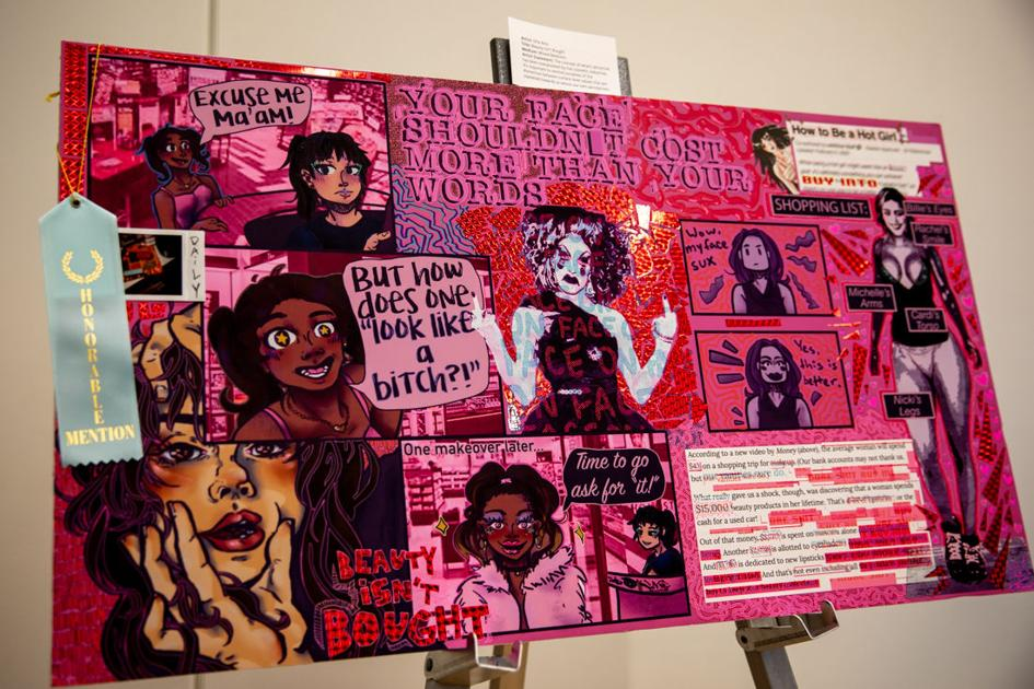 The All Sizes Fit Art Gala: an artistic celebration of body positivity