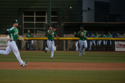 Photos: The Eugene Emeralds beat the Spokane Indians 8-3