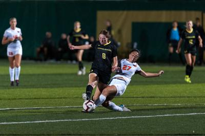 Photos: Oregon Women's Soccer triumphs over Oregon State 2-0
