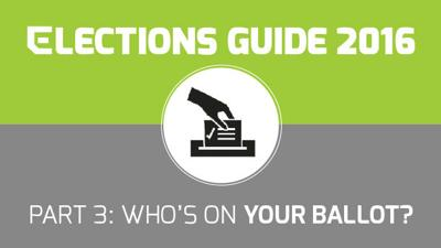 ASUO Elections Guide Part 3: A list of the 100+ people running for UO student government