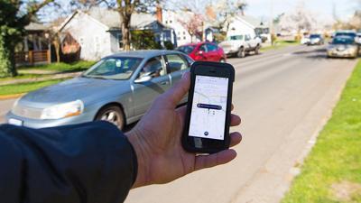 Uber will return to Eugene next Thursday