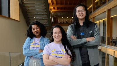 Ducks Together triumphs as an all-queer, student-of-color-led ASUO presidential slate
