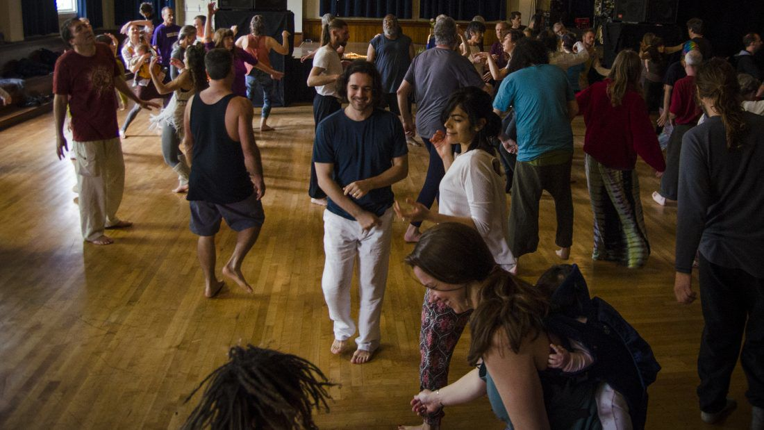 Coalessence Dance group offers a transcendent experience for participants