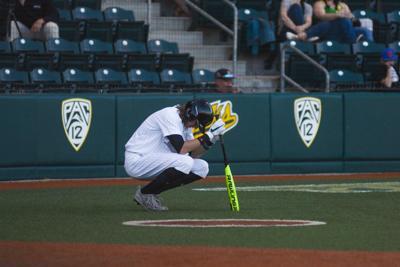 Oregon baseball ends regular season with 10-1 loss to UCLA