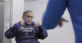 Review: Ruth Bader Ginsburg documentary reveals her life outside the Supreme Court
