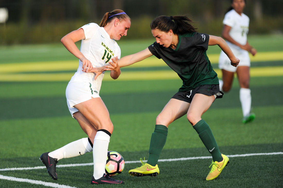 Photos: Oregon soccer ties 1-1 with Portland State