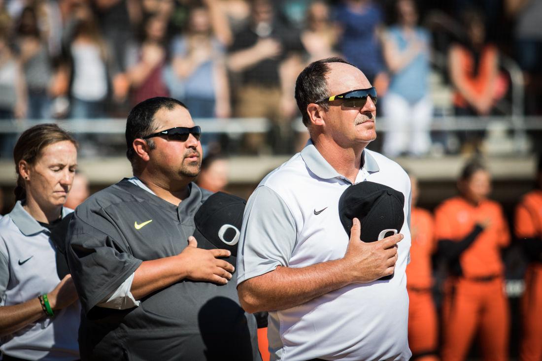 Photos: The No. 6 Oregon Ducks defeat Oregon State Beavers 4-3