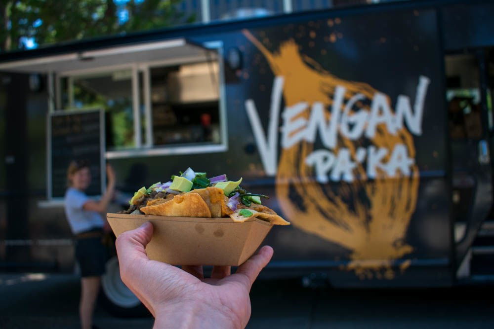 Eugene Food Truck Festival Attracts 12000 Raises Funds For Eugene