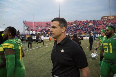 Cristobal highlights culture in first press conference of spring practice