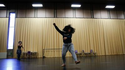 Fall Dance Loft: Students prepare to display their creative works at Friday's performance