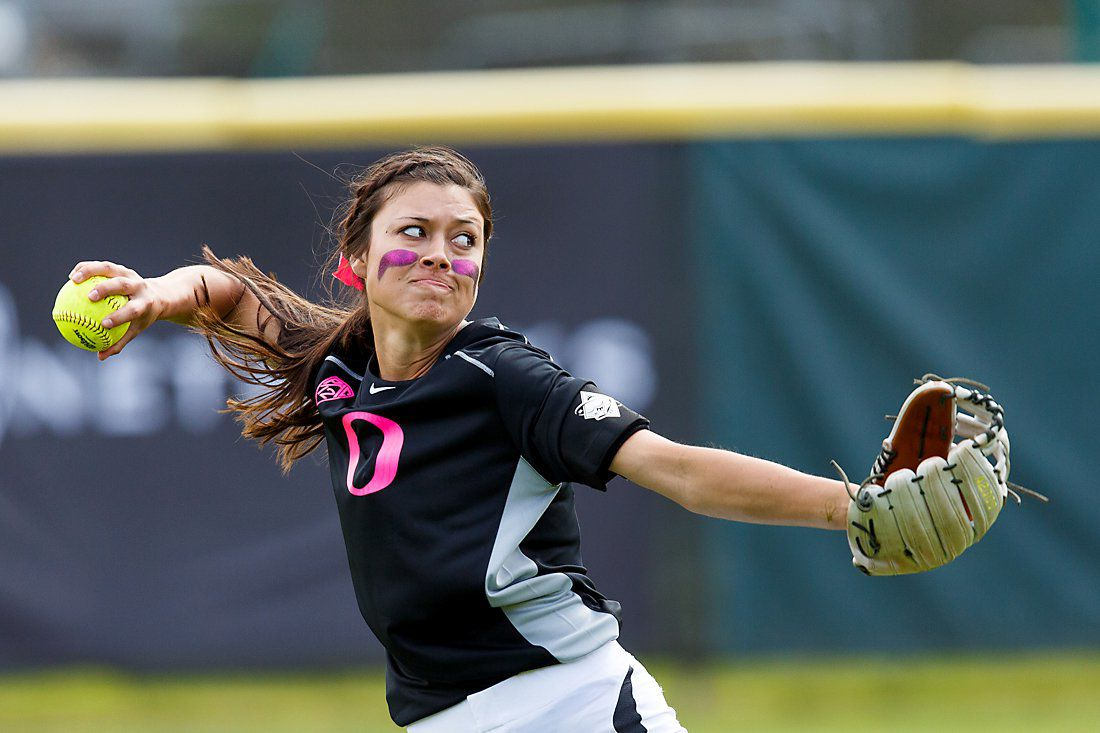 Janie Reed, USA softball fall short in gold medal game after undefeated opening round
