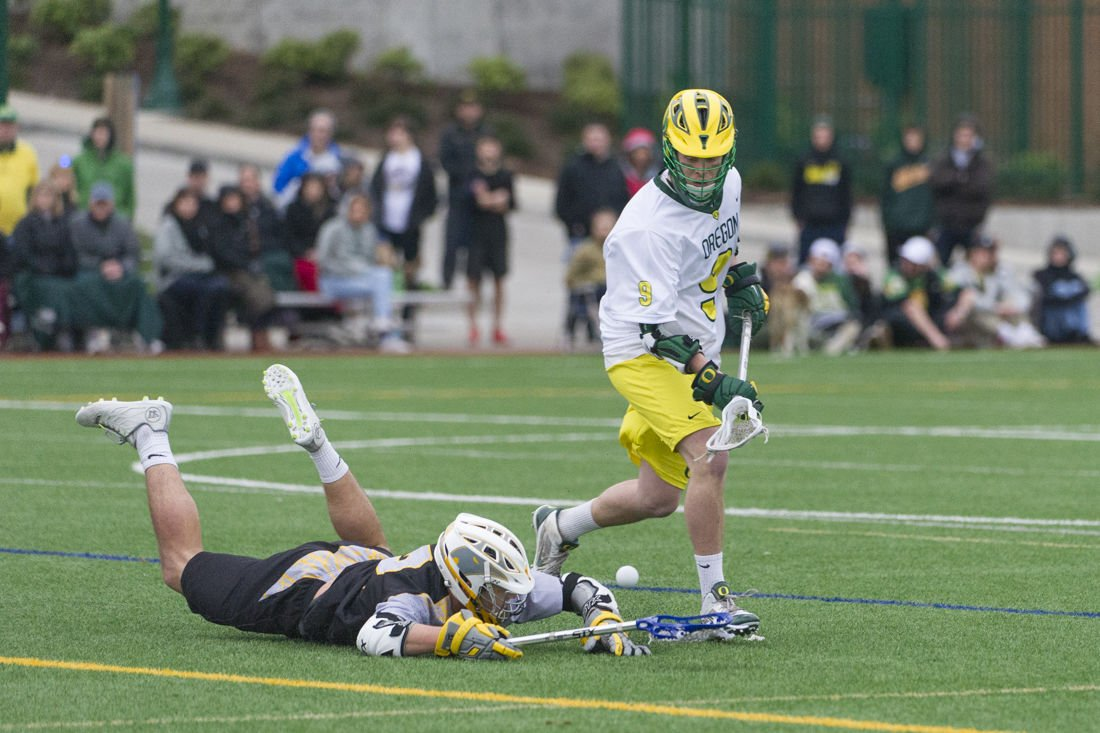 Photos: Oregon Club Lacrosse team dominates Dominican 22-8