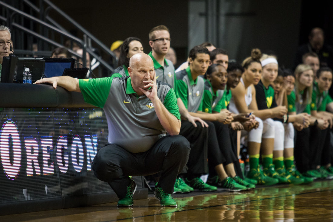 Photos: Oregon WBB defeats Utah in Women's National Invitation Tournament