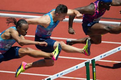 Former Ducks competed throughout the TrackTown Summer Series
