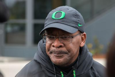 Special teams coach Bobby Williams' intrigue in Oregon goes back to 90s, now he gets to coach the Ducks