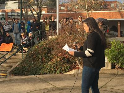 Students call for UO to be a 'sanctuary' campus university