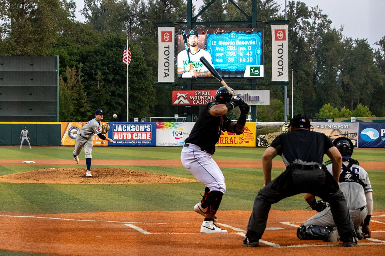 Emeralds cruise to 15-7 win in Game 1 of High-A West Championship Series