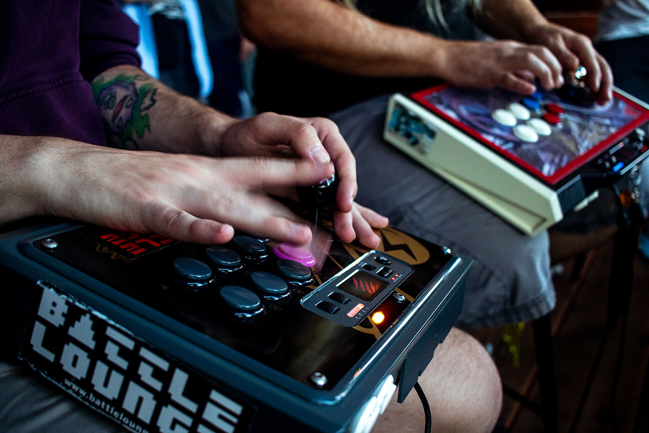 Fighting games fight their way back to normalcy