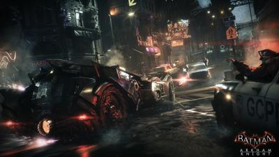 What's Batman Arkham Knight doing with an M rating? Check out the gaming week in review