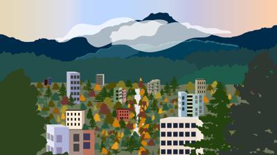 affordable housing illustration
