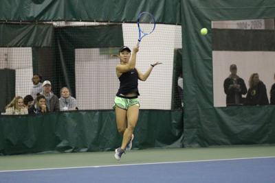 Oregon women's tennis drops third away match in a row, falls to Cal