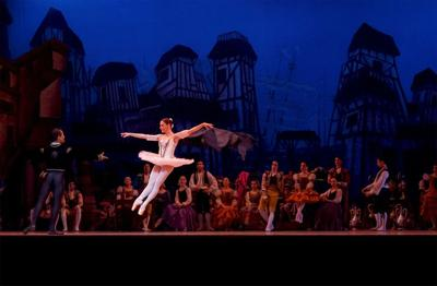 Robles: Ballet can be both classical and innovative