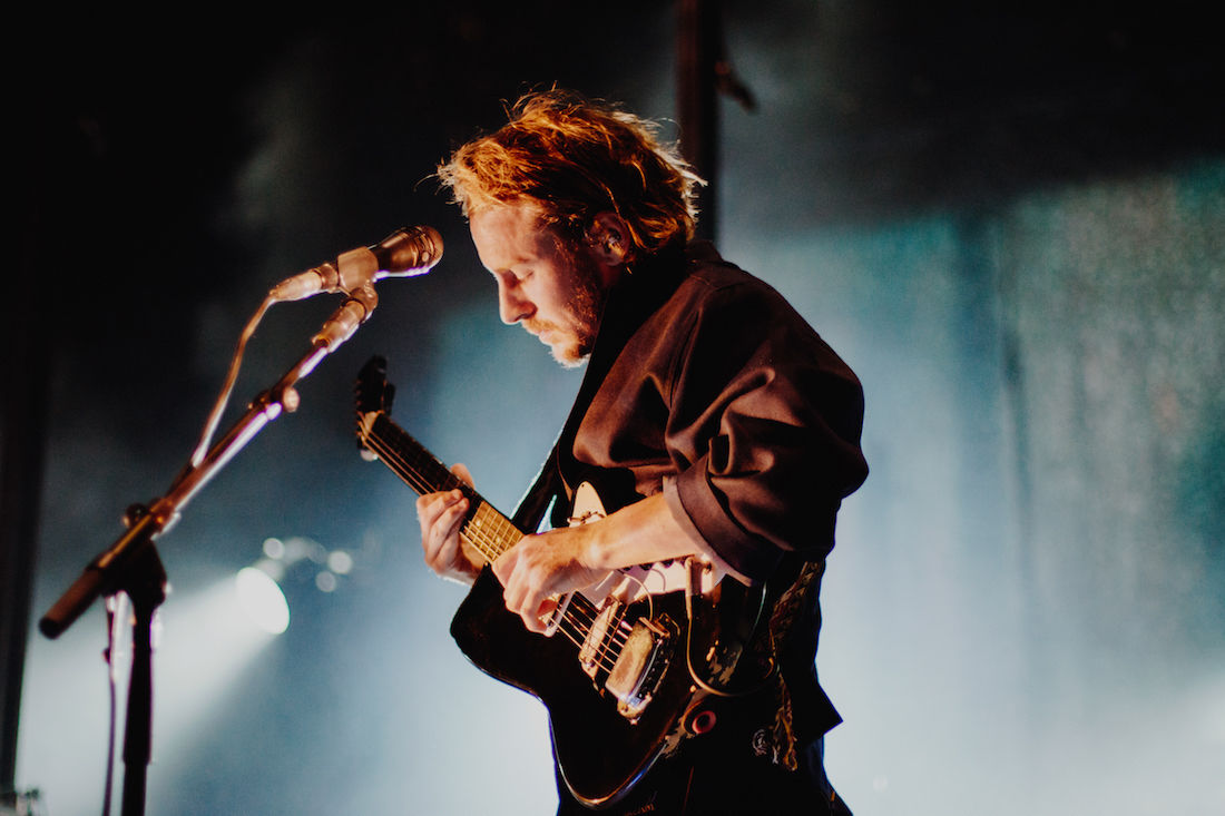 Review: Ben Howard plays a dreamy fall equinox show in Troutdale