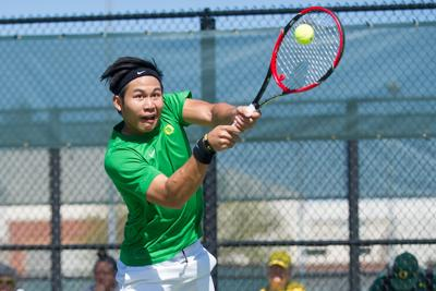 Armando Soemarno's impact in doubles play felt both on and off the court for the Ducks