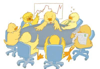 Board of trustees illustration