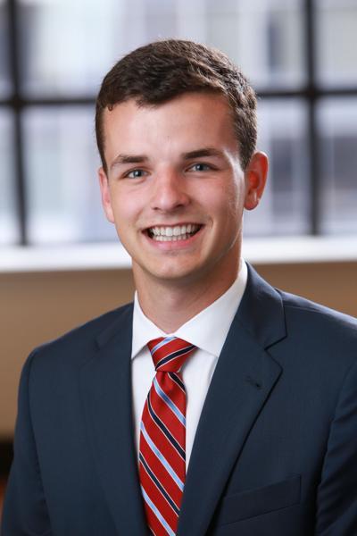 Student Trustee Will Paustian