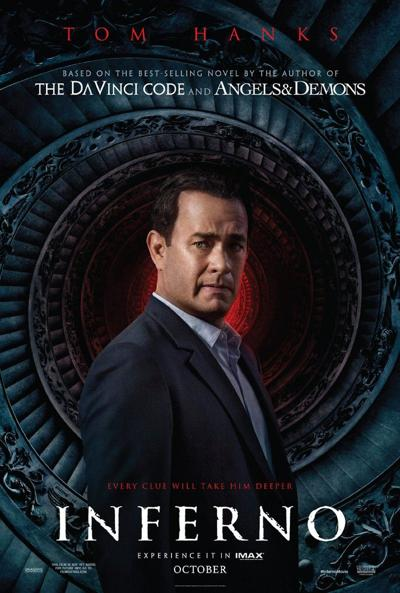Review: 'Inferno' forces its audience to abandon all hope of logic