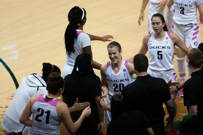 Oregon women's basketball: Takeaways from first round NCAA Tournament media day