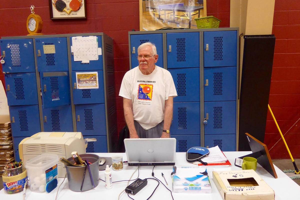 Blazing Paddles unites local table tennis enthusiasts