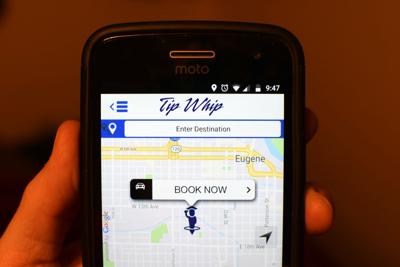 A ridesharing service for college students says it's coming to UO