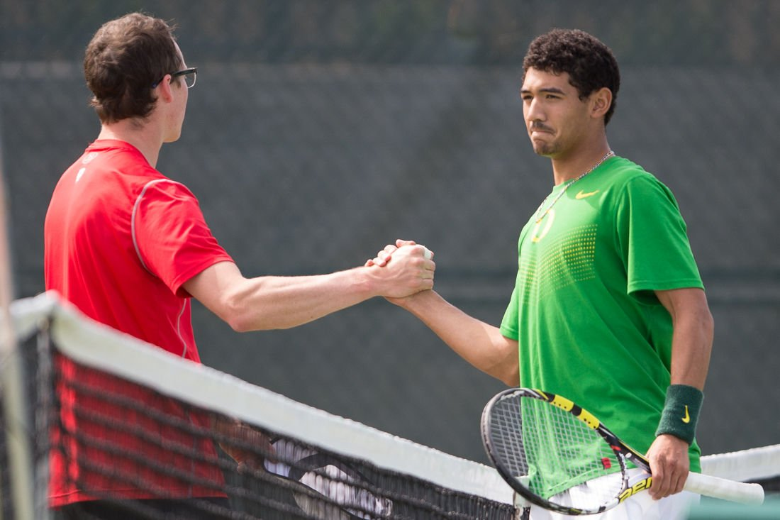 Photos: The No. 39 Oregon Ducks defeat the Utah Utes 4-0